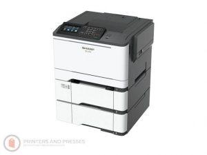 Sharp MX-C407P Official Image