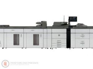 Sharp MX-M1204 Low Meters