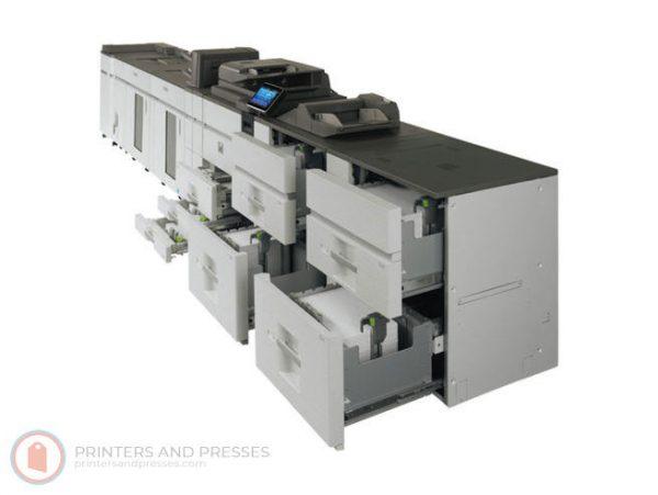 Sharp MX-M1205 Low Meters
