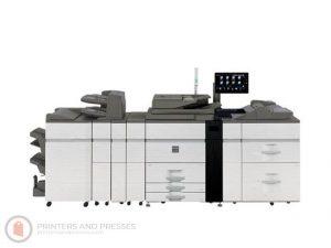 Toshiba e-STUDIO 1058 Low Meters
