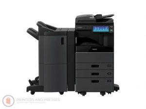 Toshiba e-STUDIO 2000AC Low Meters