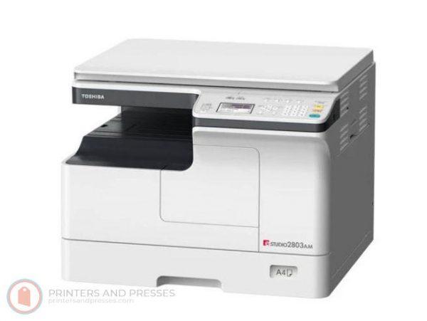 Get Toshiba e-STUDIO 2803AM Pricing