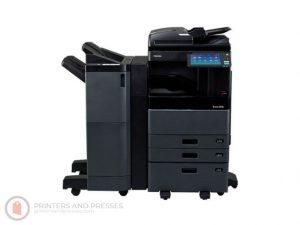 Toshiba e-STUDIO 3008AG Low Meters