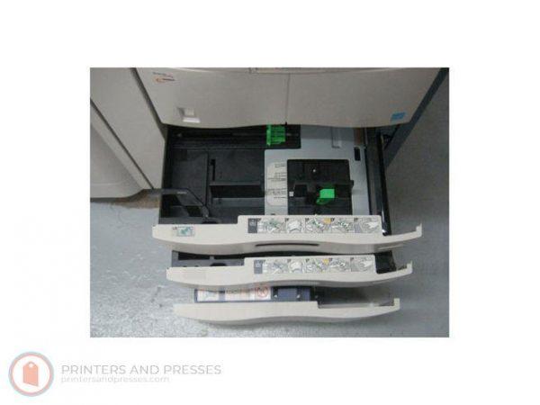 Toshiba e-STUDIO 307G Low Meters