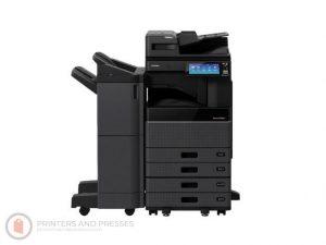 Toshiba e-STUDIO 5005ACG Low Meters