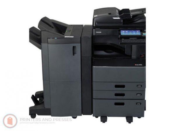 Toshiba e-STUDIO 5008AG Low Meters