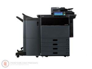Toshiba e-STUDIO 5506AC Low Meters
