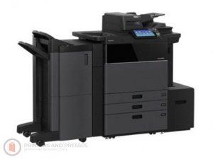 Toshiba e-STUDIO 5506ACT Low Meters
