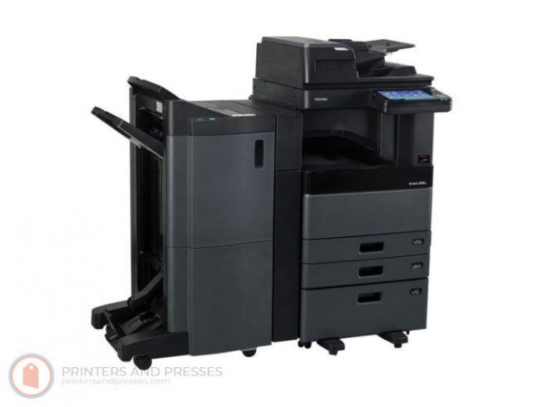 Toshiba e-STUDIO 5508A Low Meters