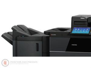 Toshiba e-STUDIO 6518A Low Meters