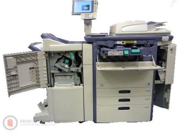 Toshiba e-STUDIO 6540CG Low Meters