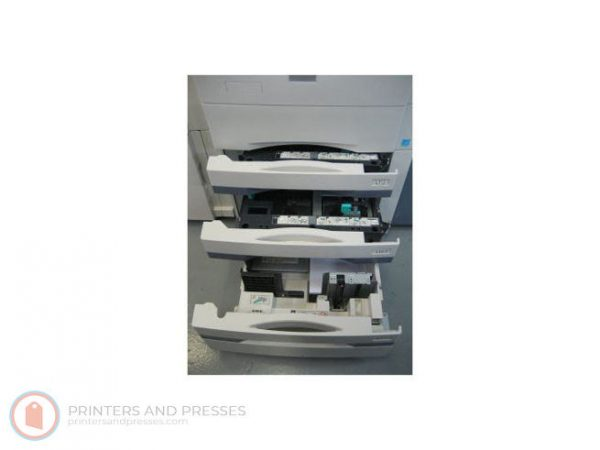 Toshiba e-STUDIO 856G Low Meters