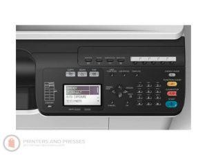 Toshiba e-STUDIO2829A Low Meters