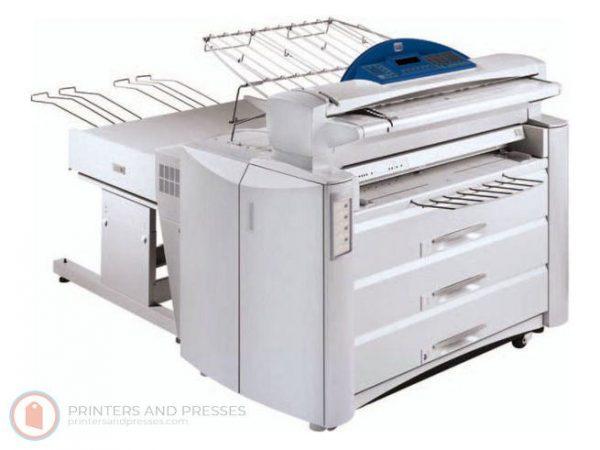 Xerox 721 Low Meters