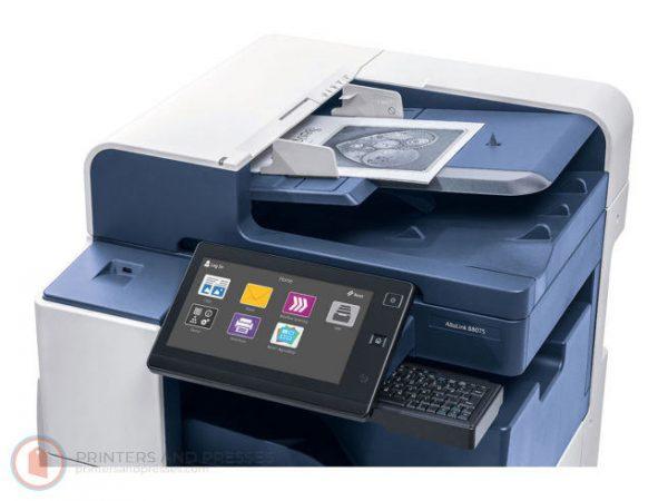Xerox AltaLink B8045 Low Meters