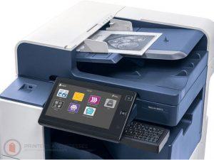 Xerox AltaLink B8090 Low Meters