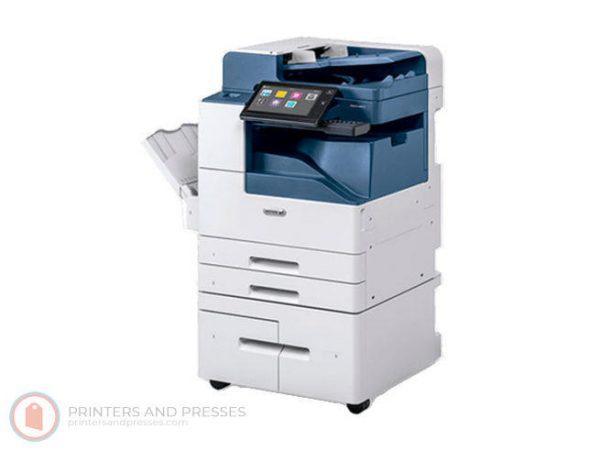 Xerox AltaLink B8170 Low Meters