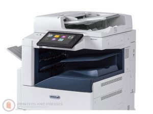 Xerox AltaLink C8035 Low Meters