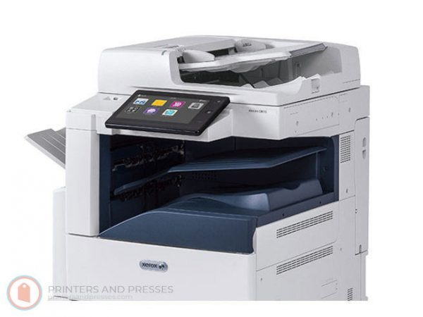 Xerox AltaLink C8055 Low Meters