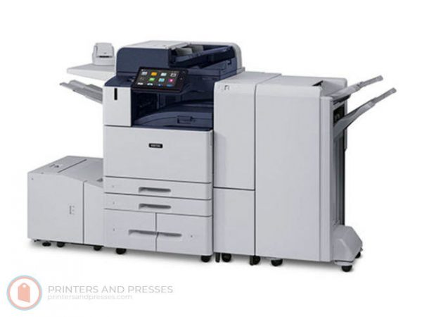Xerox AltaLink C8145 Low Meters