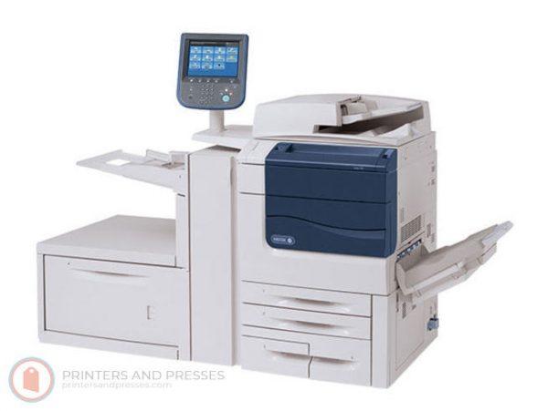 Xerox Color 570 Printer Low Meters