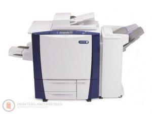 Xerox ColorQube 9301 Low Meters