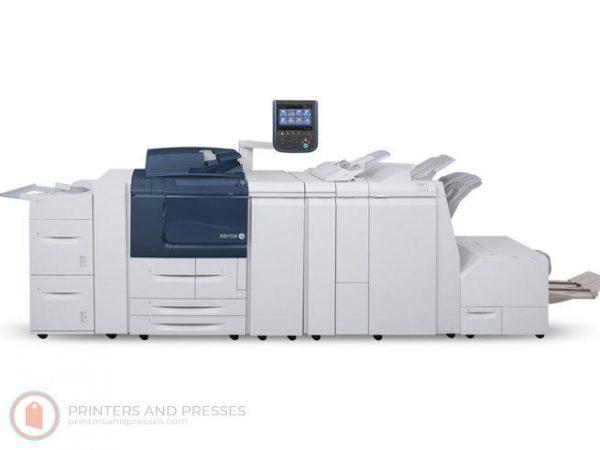 Xerox D136 Copier Printer Low Meters
