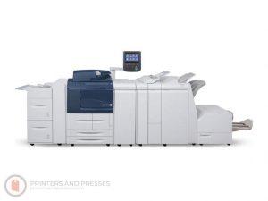 Xerox D136 Printer Low Meters