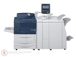 Xerox D95A Copier Official Image