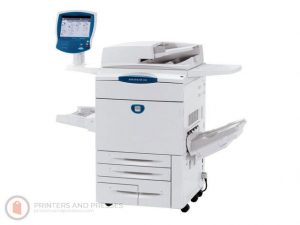 Xerox DocuColor 242 Low Meters