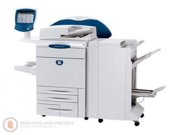 Xerox DocuColor 250 Official Image