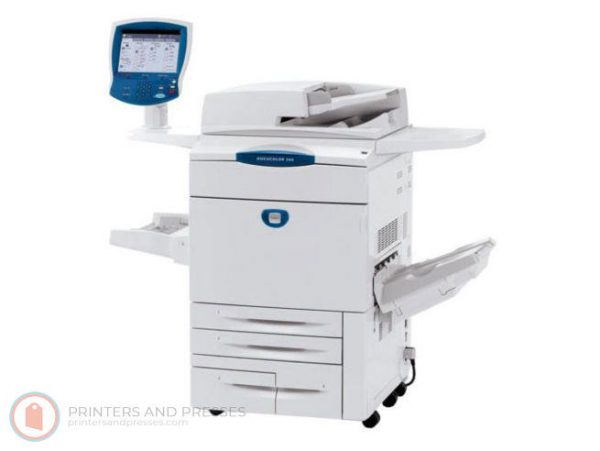 Get Xerox DocuColor 250 Pricing