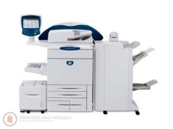 Xerox DocuColor 250 Low Meters