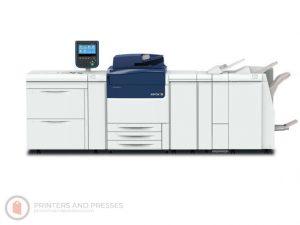 Xerox Versant 180 Press Low Meters