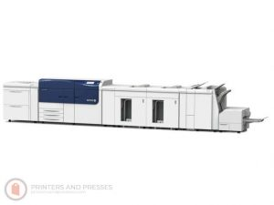 Xerox Versant 2100 Press Low Meters