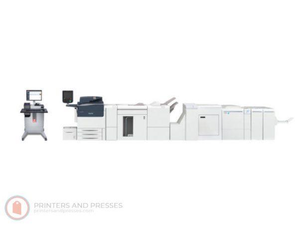 Xerox Versant 280 Press Low Meters