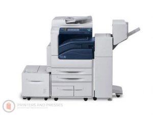 Xerox WorkCentre 5325 Low Meters