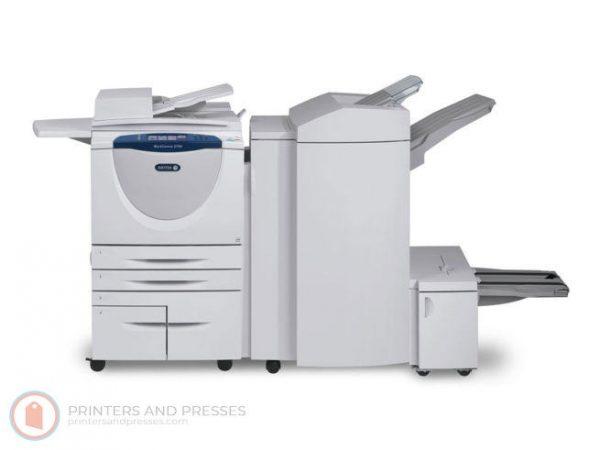 Xerox WorkCentre 5755 F Low Meters