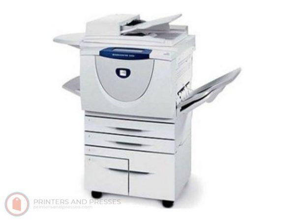 Xerox WorkCentre 5775 Low Meters