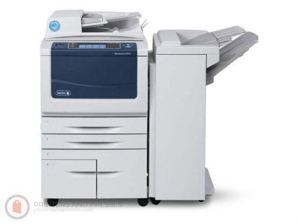 Xerox WorkCentre 5865 Low Meters