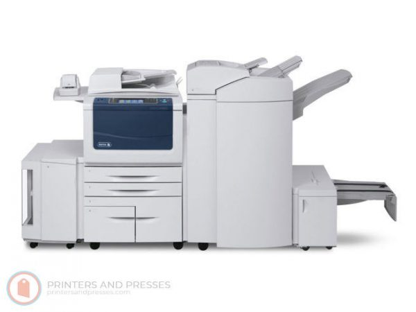 Xerox WorkCentre 5875 Official Image