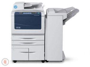 Xerox WorkCentre 5890 Low Meters