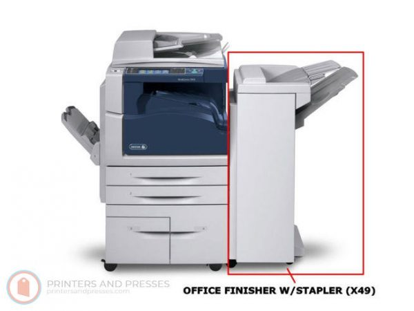 Xerox WorkCentre 5955 Low Meters