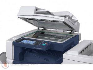 Xerox WorkCentre 5955i Low Meters