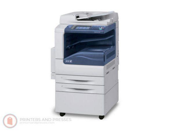Xerox WorkCentre 7225T Low Meters