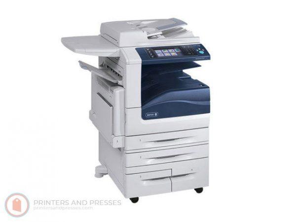 Xerox WorkCentre 7556 F Low Meters