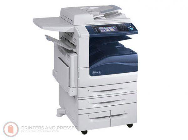 Xerox WorkCentre 7556 Low Meters