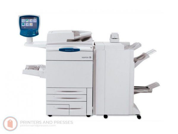 Xerox WorkCentre 7755 Low Meters