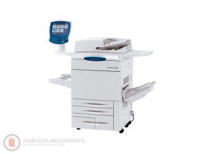 Xerox WorkCentre 7765 Low Meters