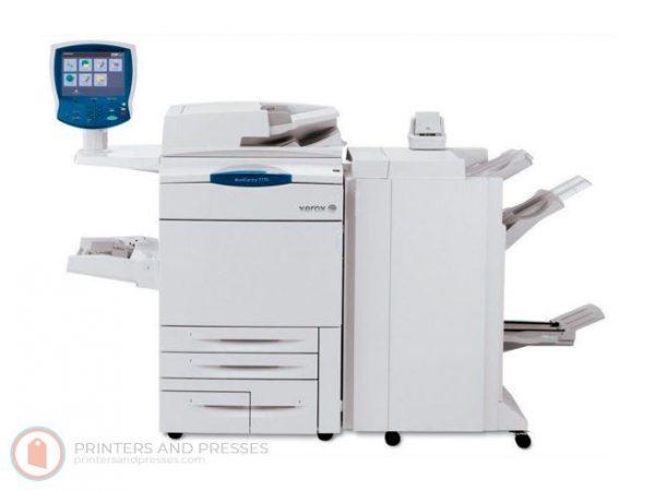 Xerox WorkCentre 7775 Low Meters